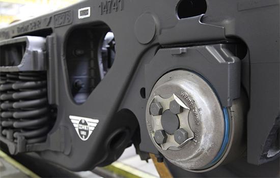 SKF продолжит поставлять буксовые подшипники на Тихвинский вагоностроительный завод