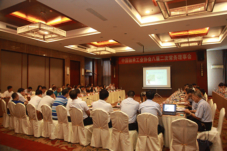3 августа в уезде Вафандянь (провинция Ляонин) прошла вторая сессия Постоянного Совета Ассоциации подшипниковой промышленности Китая, где были озвучены экономическая ситуация в отрасли и прогнозы на текущий год