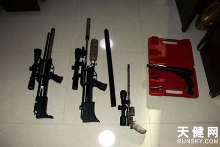 В Китае менеджер подшипникового завода изготавливал нелегальное оружие у себя на работе