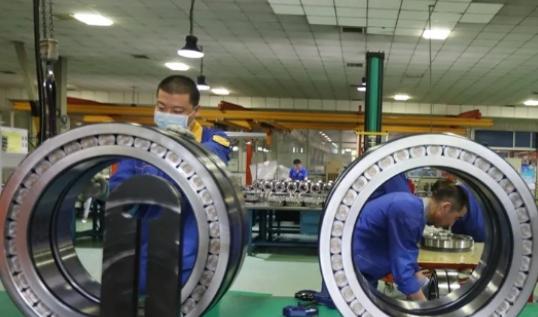 С августа экспорт китайских подшипников начал набирать обороты