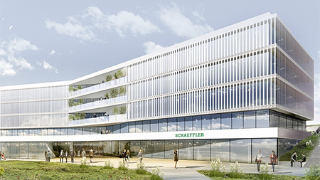 Новый лабораторный комплекс Schaeffler сможет работать и на внешних клиентов
