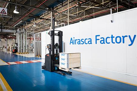 SKF создаст новые производственные линии в Италии