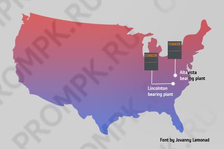 Timken закроет один из заводов в США